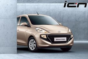 New Hyundai Santro 2018 Price In India
