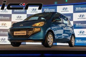 New Hyundai Santro 2018 Price List