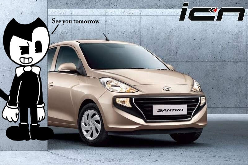 New Hyundai Santro Launch