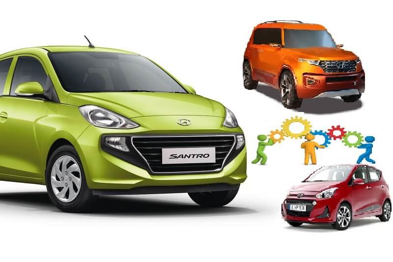 New Hyundai Santro Platform