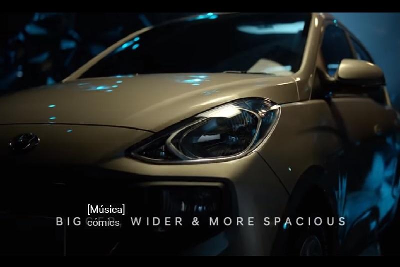 New Hyundai Santro TVC