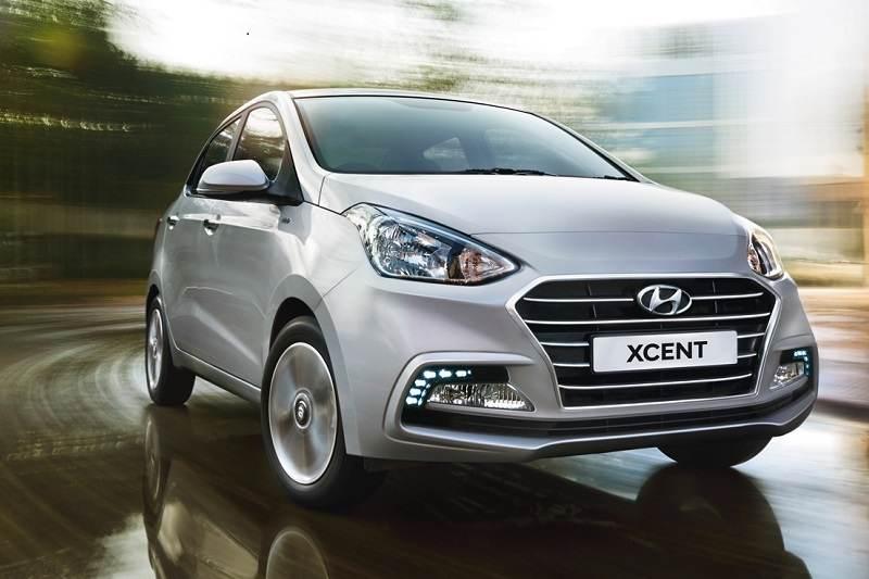 New Hyundai Xcent 2020