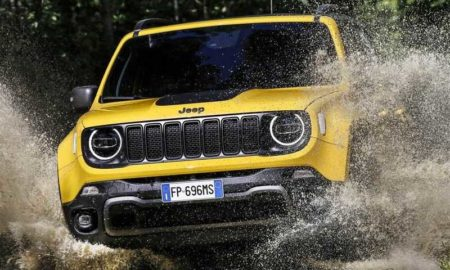 New Jeep Renegade 2022
