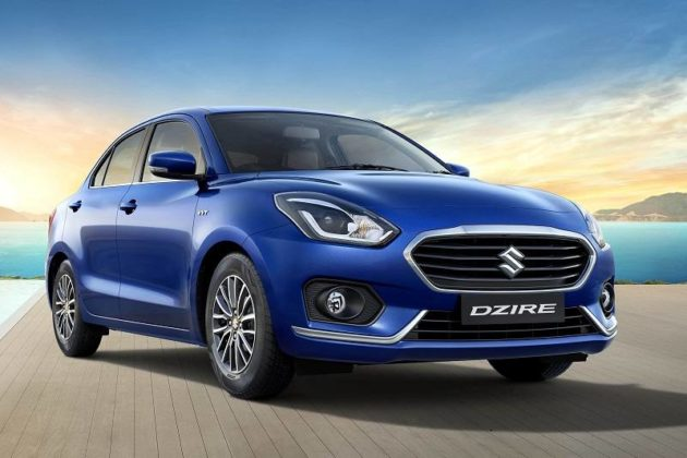 Maruti Suzuki Dzire Is Now India's No.1 Selling Car
