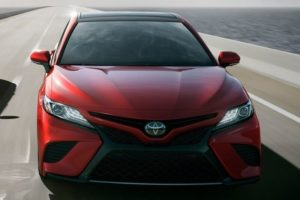 New Toyota Camry 2019 India