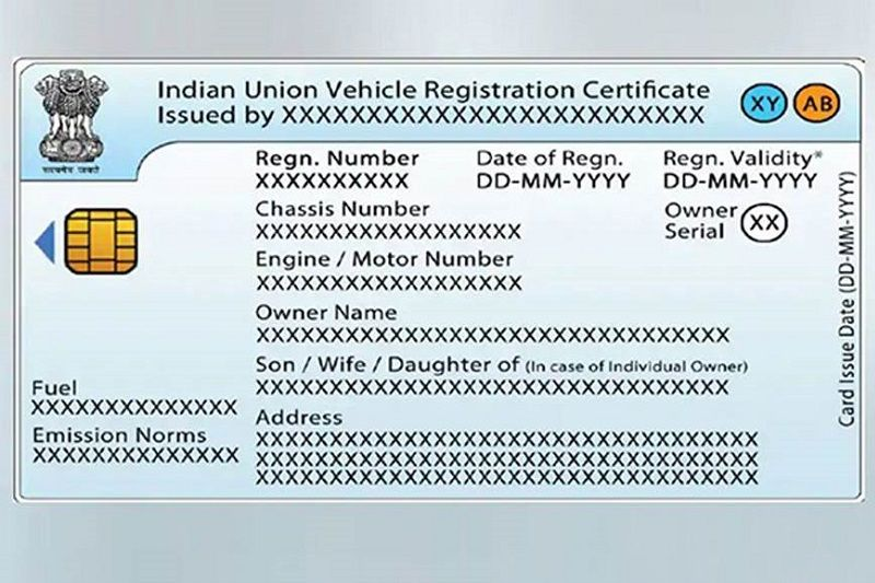 New Vehicle Registration Norms