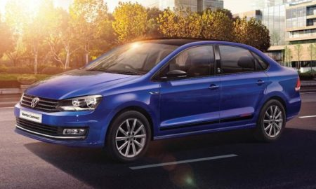New Volkswagen Vento Connect Edition