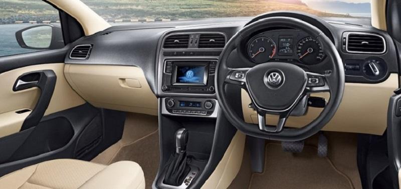 New Volkswagen Vento Connect Edition Features