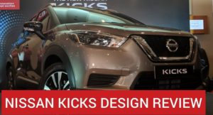 Nissan Kicks Design Review