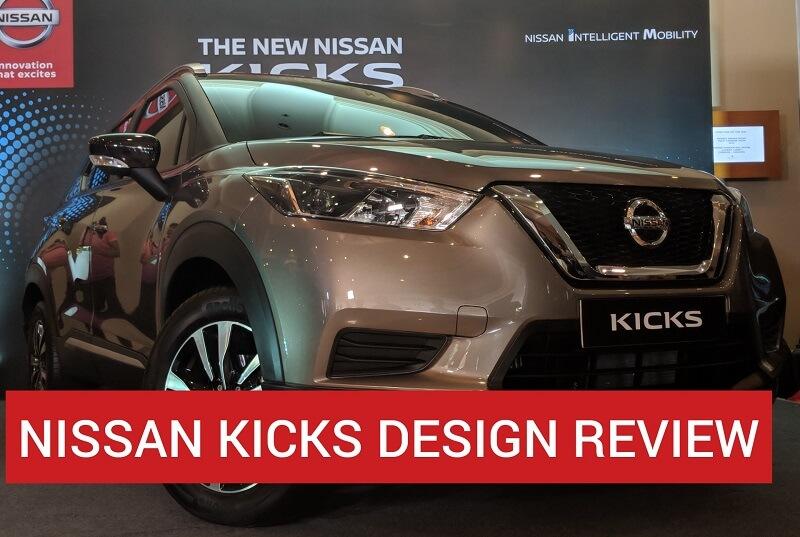 Nissan Kicks Design Review