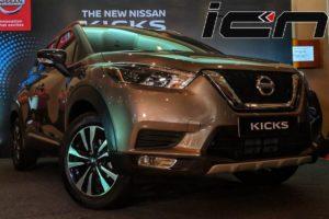 Nissan Kicks India Details