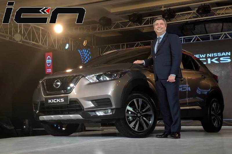 Nissan Kicks India SUV