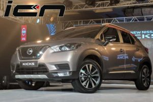 Nissan Kicks SUV India