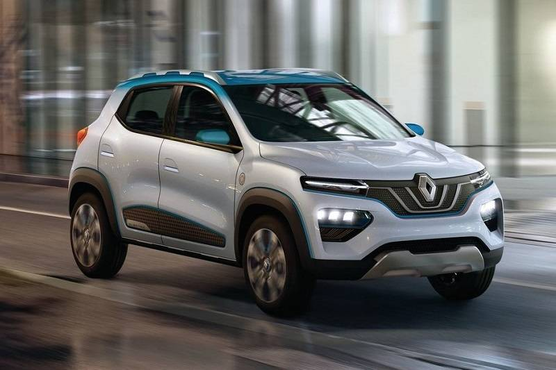 Renault KZE Concept