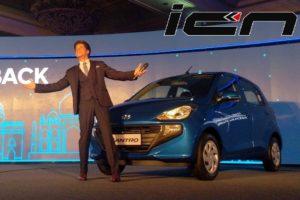 SRK Hyundai Santro