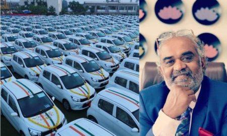 600 Cars as Diwali Bonus
