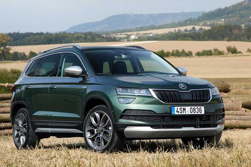 skoda karoq scout suv 5 things you should know. Black Bedroom Furniture Sets. Home Design Ideas