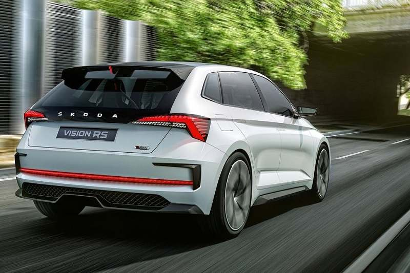 Skoda Vision RS Features