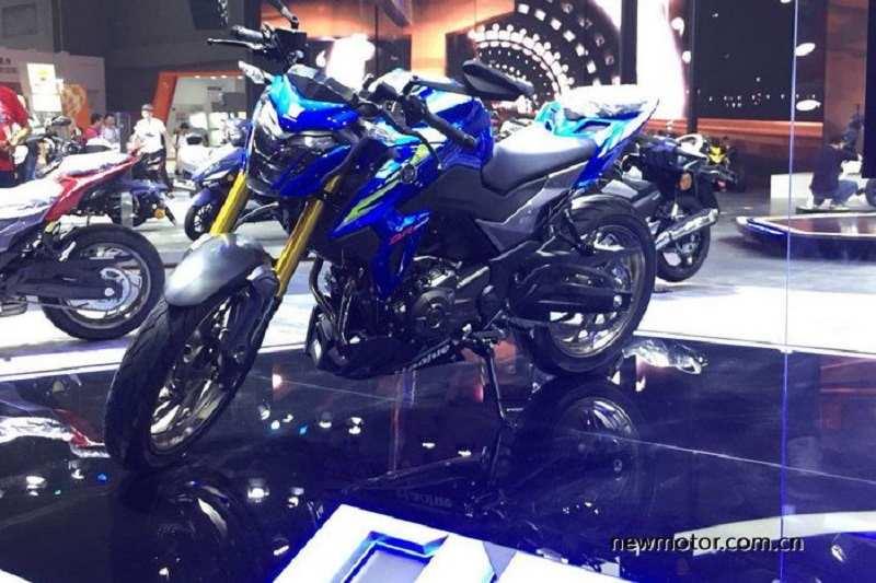 Suzuki Gixxer 300 Details