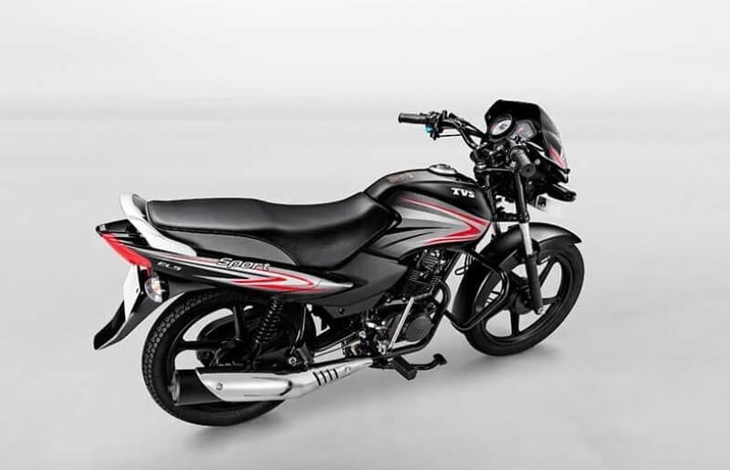 TVS Sport Special Edition Price