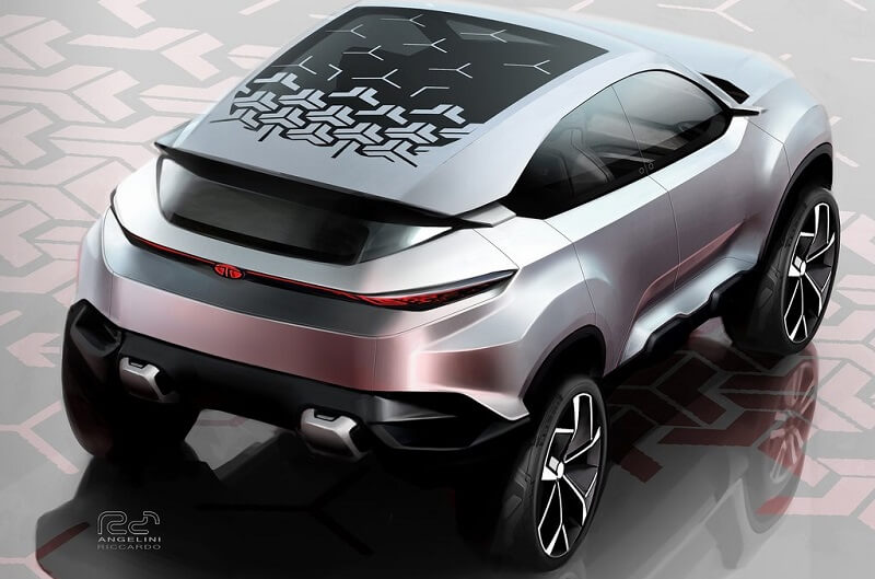 Tata Harrier Concept (1)