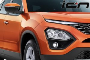Tata Harrier Headlamp