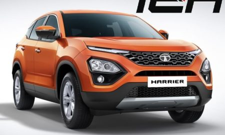 Tata Harrier Official Launch