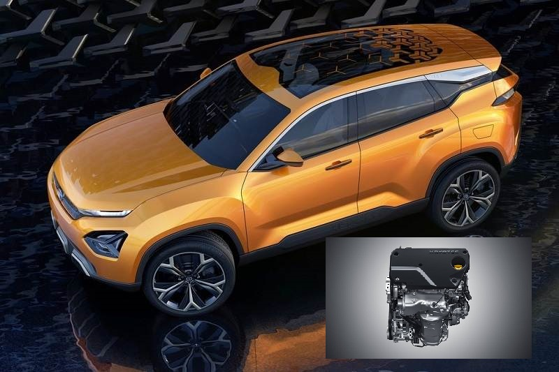 Tata Harrier Diesel Engine