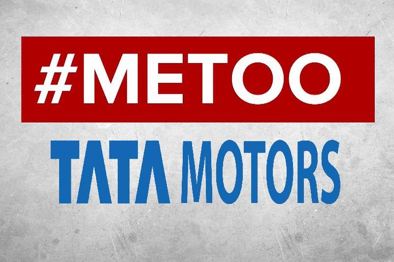 Tata Motors Metoo