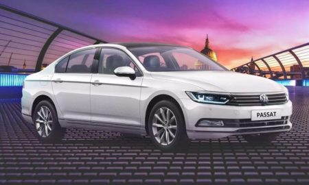 Volkswagen Passat Connect Edition