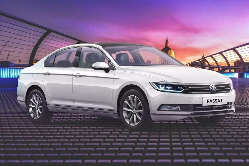 Volkswagen Passat Connect Edition