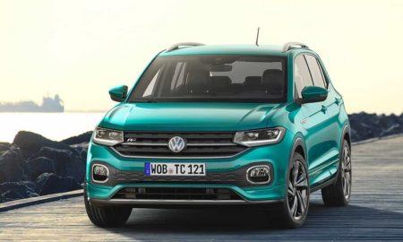 Volkswagen T-Cross India