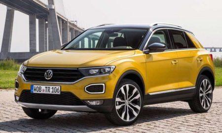 Volkswagen T-Cross India Launch