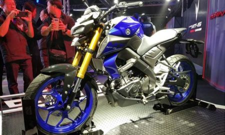 2019 Yamaha MT 15 India