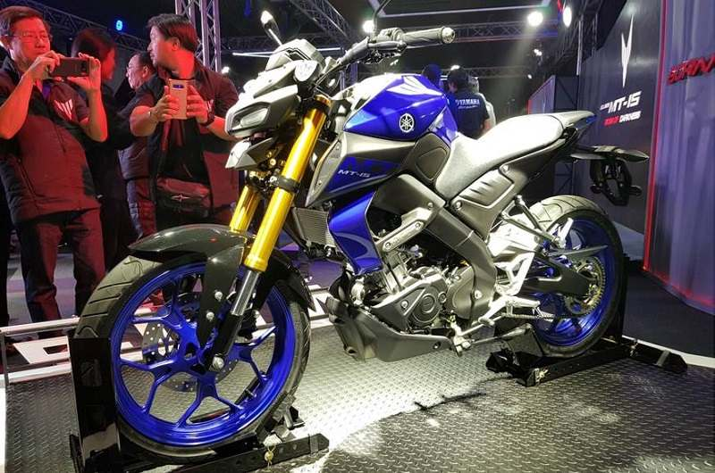 2019 Yamaha MT 15 Price, Launch Date, Specs, Top Speed ...