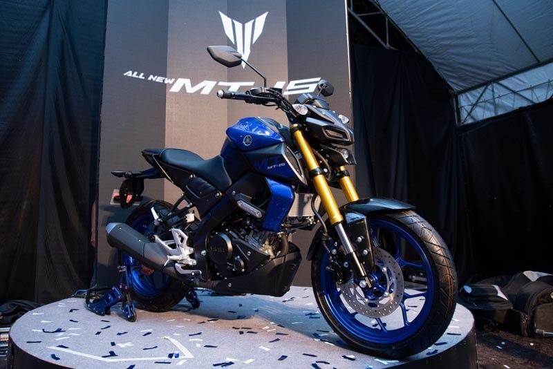 Yamaha MT15 Unveiled