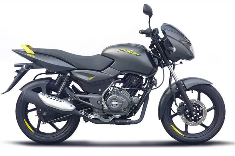 2019 Bajaj Pulsar 150 Neon Collection