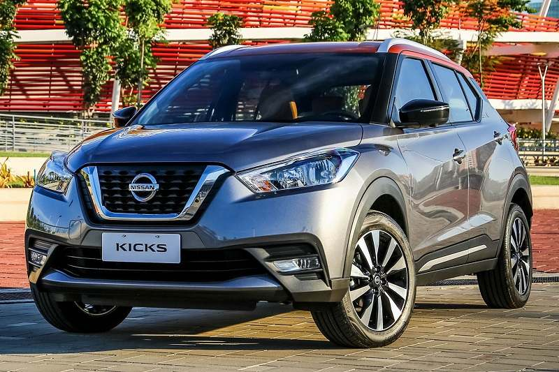 2019 Nissan Kicks India