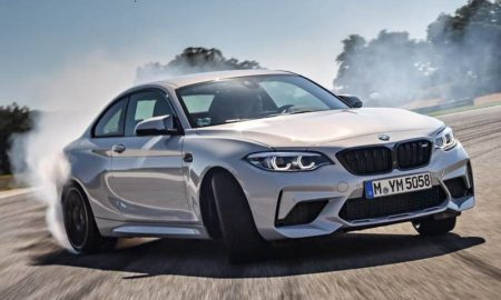 BMW M2 Competition Price in India