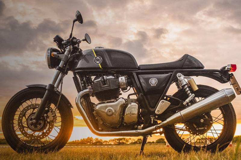 RE Continental GT 650
