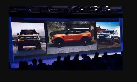 Ford Bronco SUV Leaked (1)