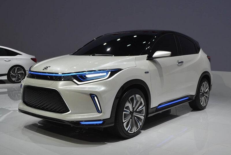 Honda Hr V Electric