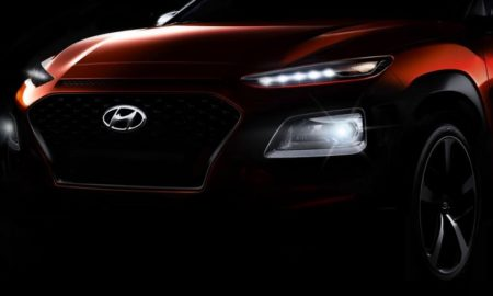 Hyundai Compact SUV Sketch