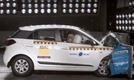 Hyundai i20 Global NCAP