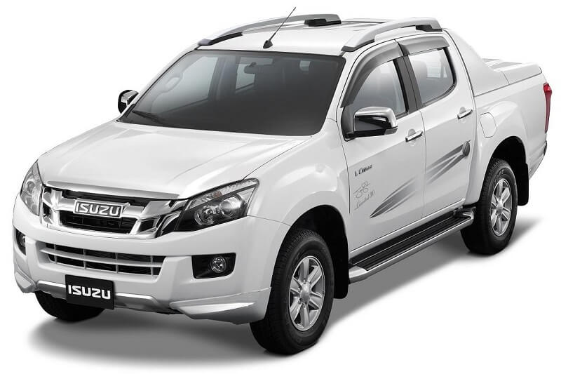 Isuzu V-Cross Jonty Rhodes Edition