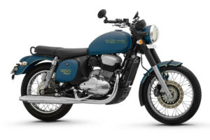 Jawa Forty Two Blue