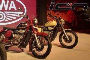 Jawa Motorcycles Price