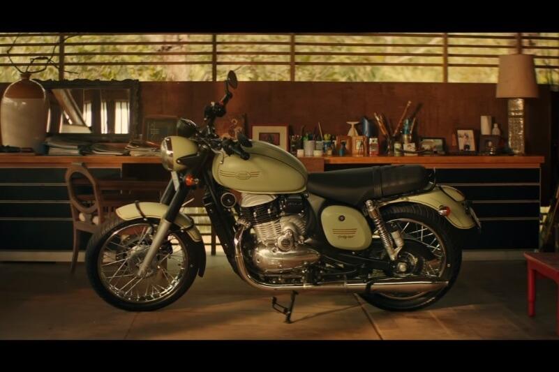 Jawa Motorcycle TVC