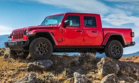 Jeep Gladiator Details