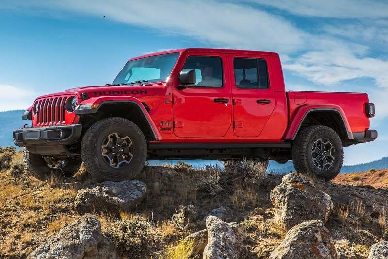 Jeep Gladiator Photos, Specs & Key Details